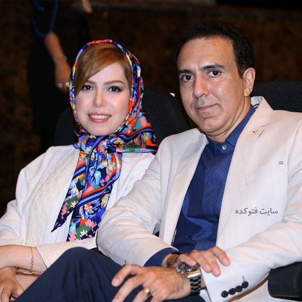 همسر مزدک میرزایی + بیوگرافیو  علت مهاجرت به شبکه ایران اینترنشنال