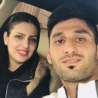 بیوگرافی رشید مظاهری و همسرش + زندگی شخصی ورزشی