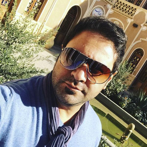 عکس و بیوگرافی مازیار عصری خواننده