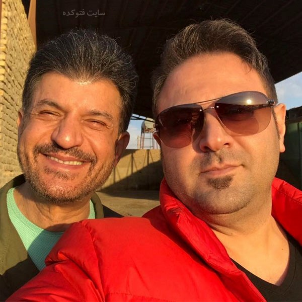 عکس مازیار عصری و محمود شهریاری + بیوگرافی
