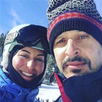 ماز جبرانی و همسرش + بیوگرافی کامل