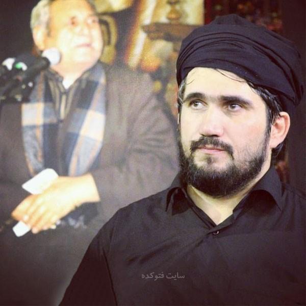 عکس و بیوگرافی محمدباقر منصوری مداح اردبیلی