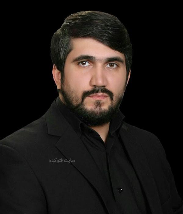 بیوگرافی محمد باقر منصوری مداح اردبیلی با عکس