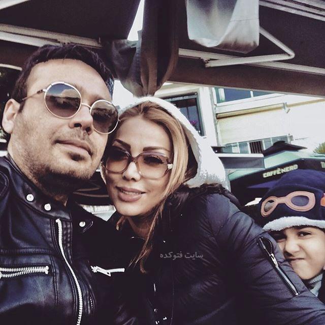 عکس محسن چاوشی و همسرش اسپاکو یوسفی + بیوگرافی