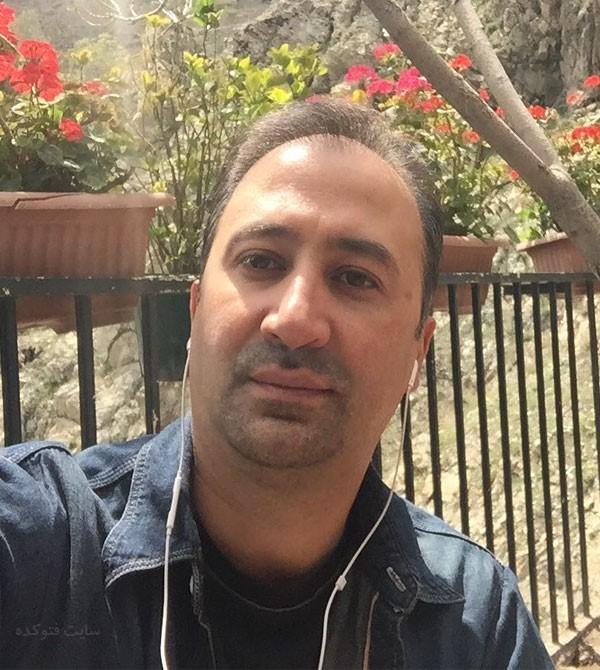 بیوگرافی محمد دلاوری خبرنگار صرفا جهت اطلاع