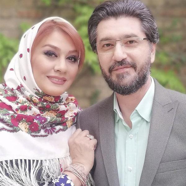 امیرحسین مدرس و همسرش بهار بهاردوست + بیوگرافی کامل