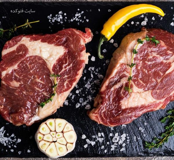 روش نرم شدن گوشت گوساله و مرغ