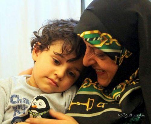 بیوگرافی معصومه ابتکار و همسرش سید محمد هاشمی + خانواده