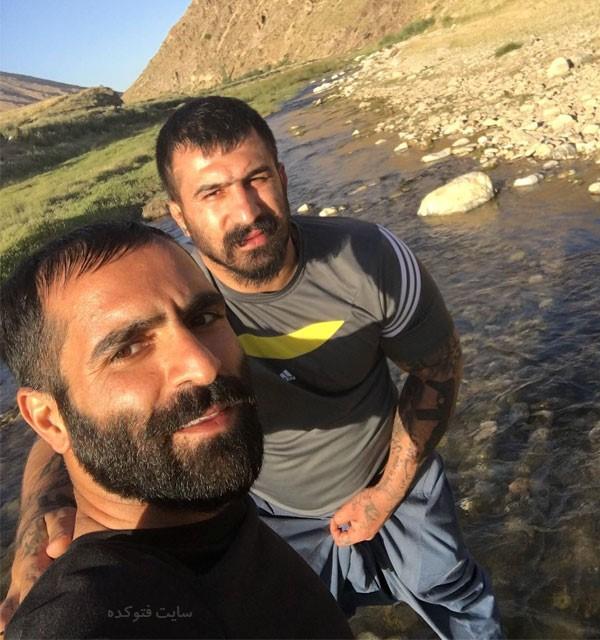 مهدی کیانی و وحید مرادی شرور سابقه دار + بیوگرافی کامل