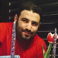 سید مهدی میرداماد مداح + زندگی شخصی و همسرش