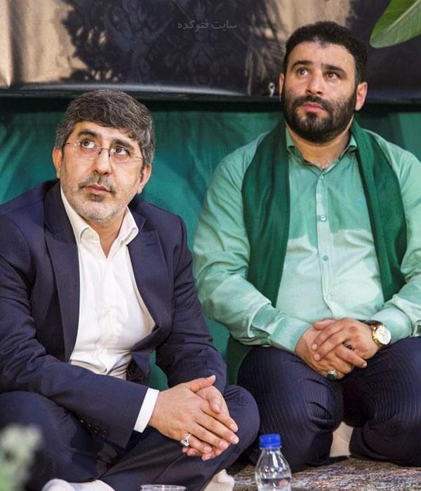 مهدی میرداماد و محمدرضا طاهری + بیوگرافی کامل
