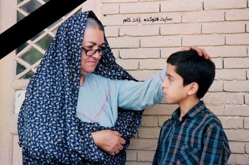 عکس از سکانس فیلم قصه های مجید و بی بی