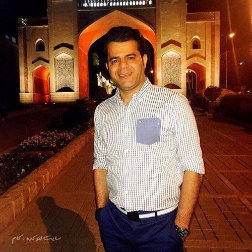 عکس مهدی بوستانی در ایران