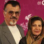 بیوگرافی مهدی فخیم زاده و همسرش + عکس خانوادگی