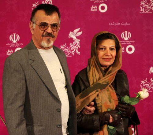 عکس مهدی فخیم زاده و همسرانش