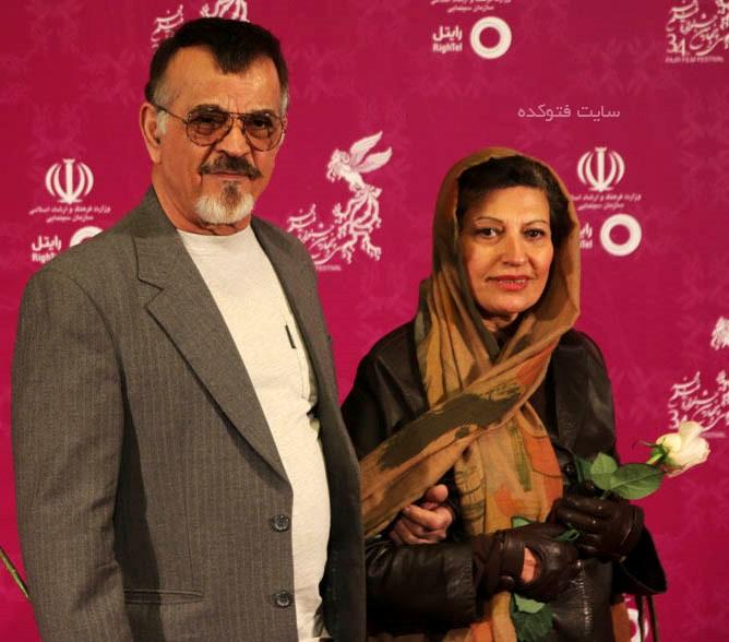 مهدی فخیم زاده و همسرش + بیوگرافی کامل