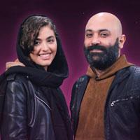بیوگرافی مهدی کوشکی و همسرش ریحانه پارسا + پسرش