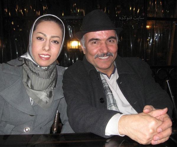 آهو کاظمی همسر مهدی میامی کیست