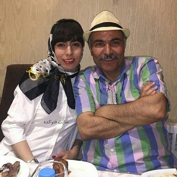 عکس های مهدی میامی و همسرش آهو کاظمی + بیوگرافی