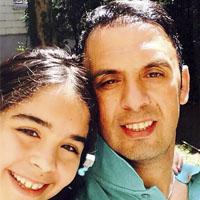 بیوگرافی مهدی پاشازاده و همسرش + زندگی شخصی