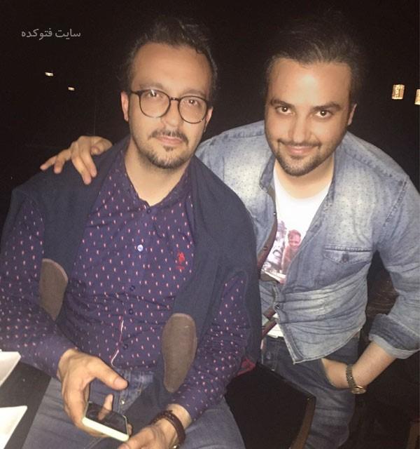 Mehdi Solooki و برادرش محمد مجری