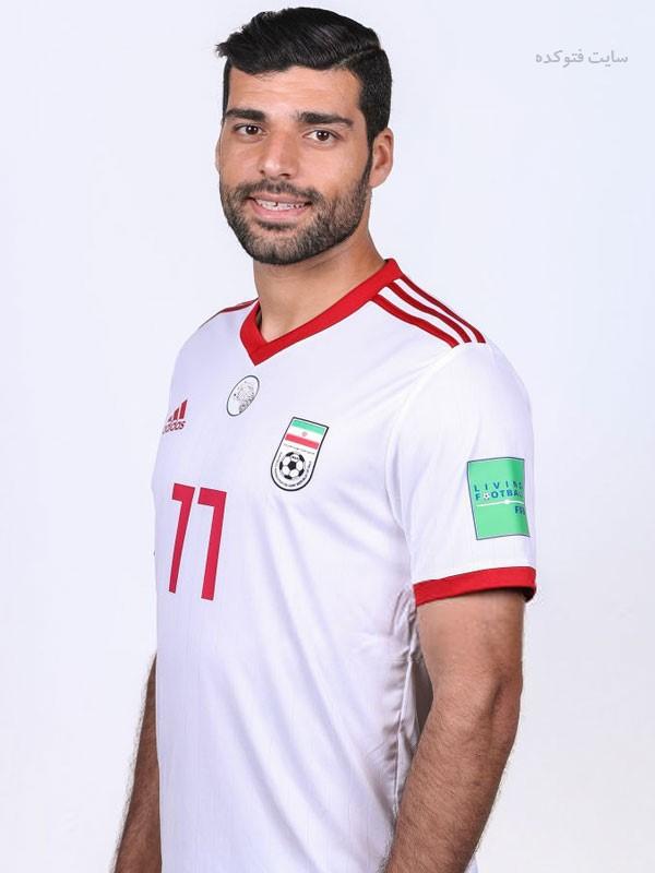 بیوگرافی مهدی طارمی بازیکن فوتبال + زندگی شخصی