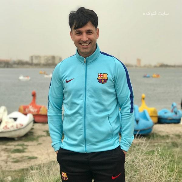 زندگینامه مجری ورزشی mehdi totonchi