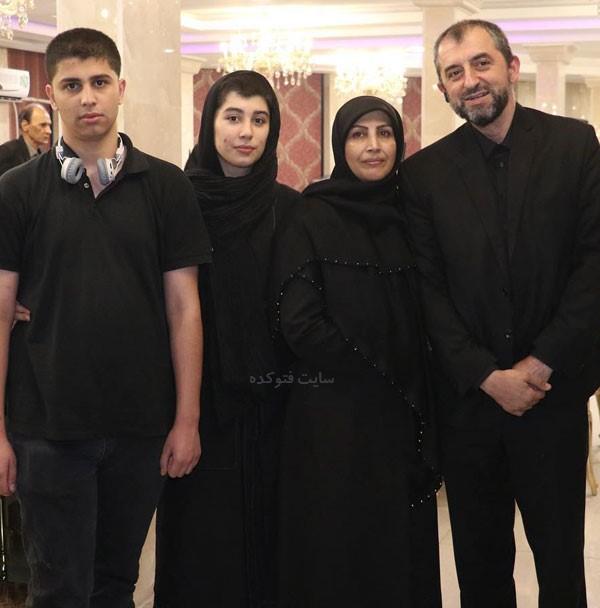 دکتر مهدی زارع و همسرش + بیوگرافی کامل و فرزندانش