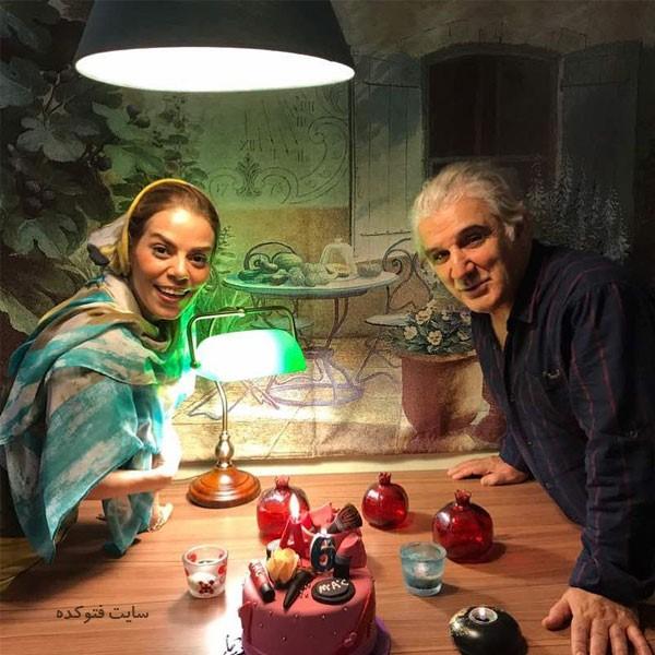 ازدواج مهنوش صادقی و مهدی هاشمی + زندگی شخصی