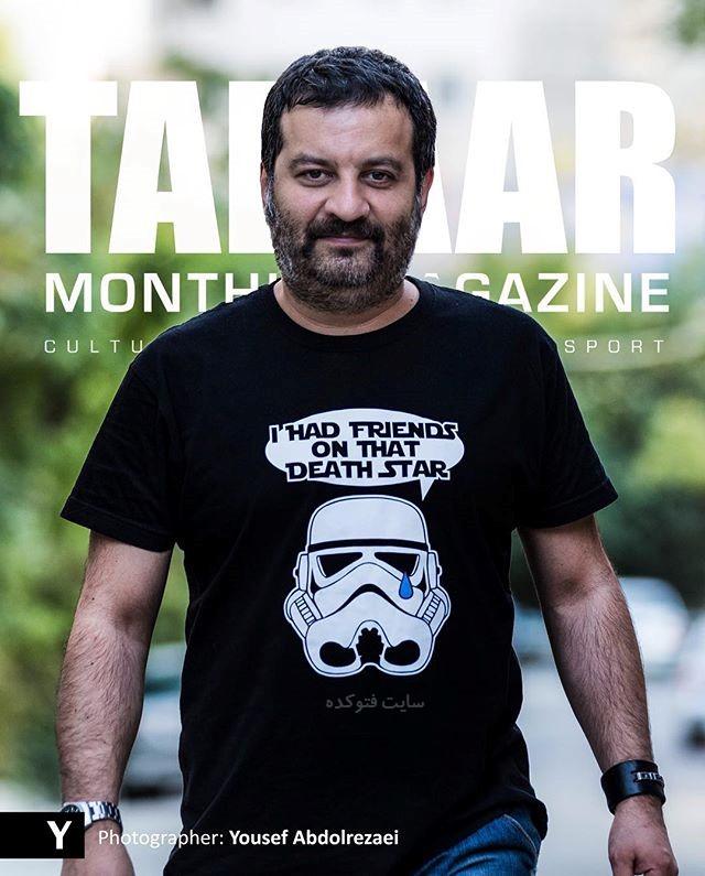 بیوگرافی مهراب قاسم خانی + عکس و زندگی شخصی