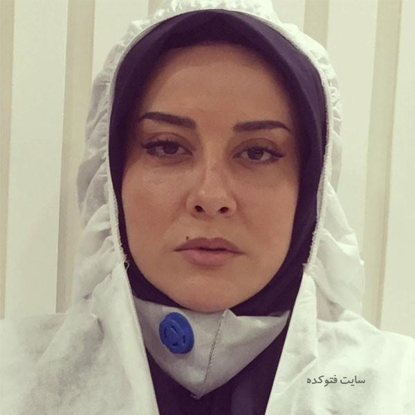 داستان زندگی شخصی آشا محرابی Asha Mehrabi بازیگر با عکس کرونایی