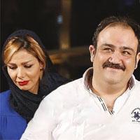 بیوگرافی مهران غفوریان و همسرش آرزو + زندگی شخصی