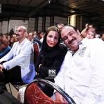تبریک تولد بهنوش بختیاری به مهران غفوریان