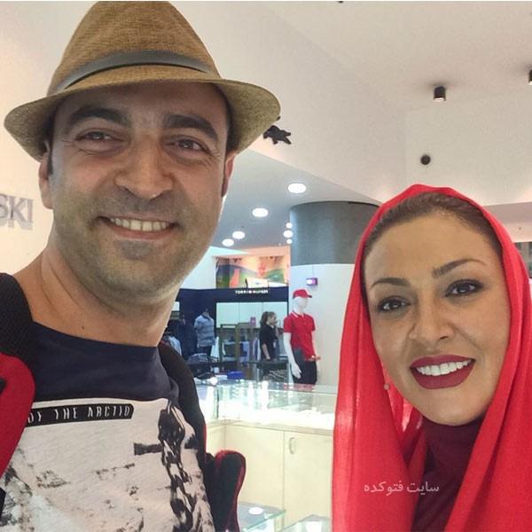 عکس های مهران نائل و زیبا بروفه + زندگی شخصی