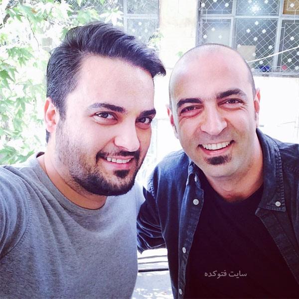 مهران نائل بازیگر کیست