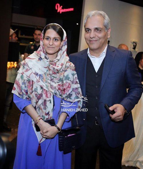 عکس جدید مهران مدیری و دخترش شهرزاد + بیوگرافی کامل
