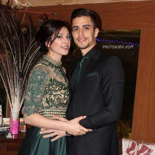 مهران عسکری و همسرش نور تاتار + بیوگرافی کامل