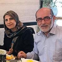 بیوگرافی مهرداد فلاحتگر و همسرش + زندگی شخصی