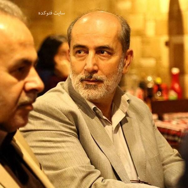 بیوگرافی مهرداد فلاحتگر بازیگر با عکس های شخصی