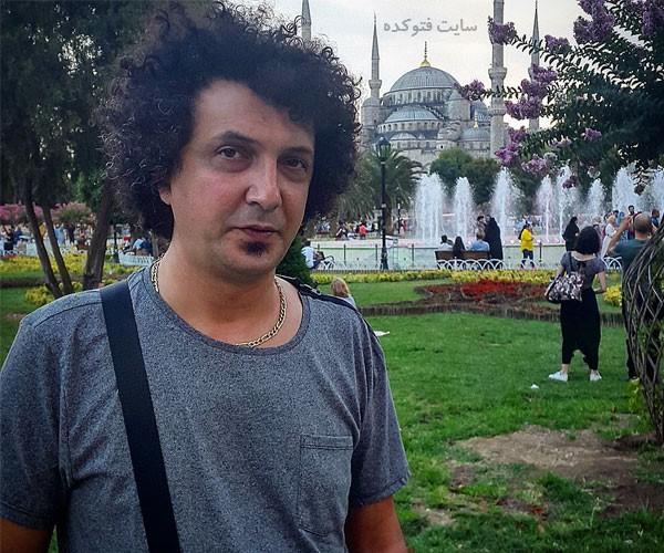 بیوگرافی مهرداد نصرتی آهنگساز