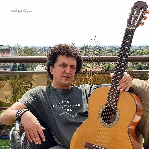 عکس و بیوگرافی مهرداد نصرتی آهنگساز و خواننده