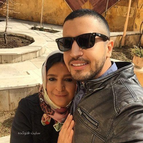 عکس مهرداد صدیقیان و مادرش + بیوگرافی کامل