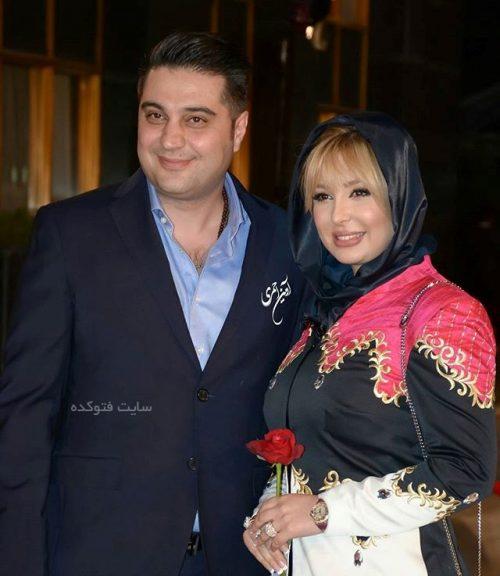 مهریه نیوشا ضیغمی + عکس و بیوگرافی