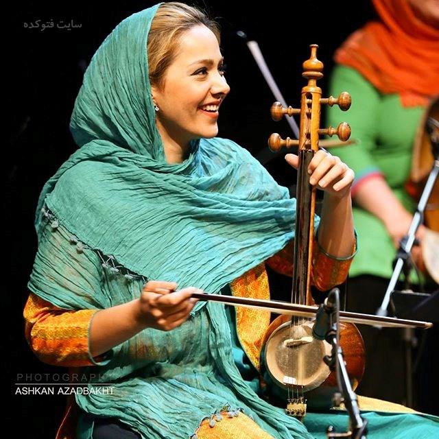 عکس و بیوگرافی مهرناز دبیرزاده