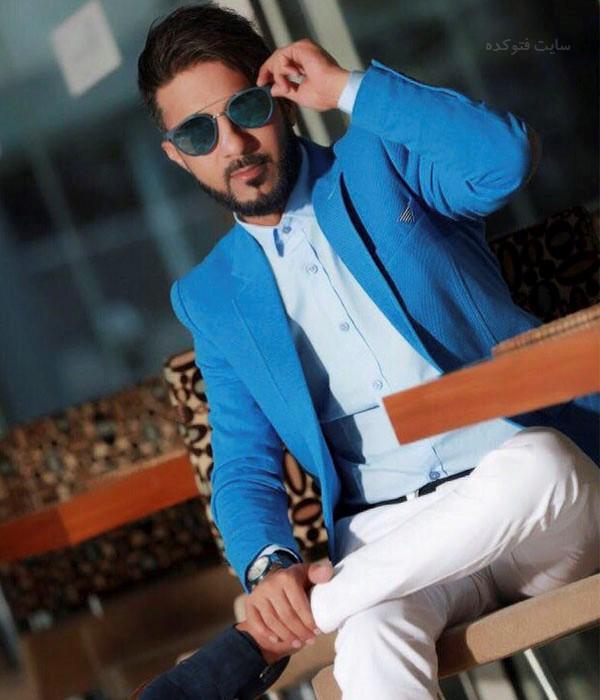 بیوگرافی مهرشاد بهرامی خواننده + زندگی شخصی