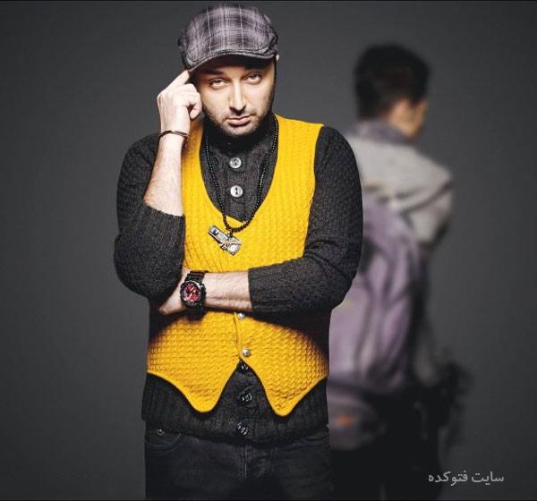 بیوگرافی مهرزاد امیرخانی خواننده و ترانه سرا