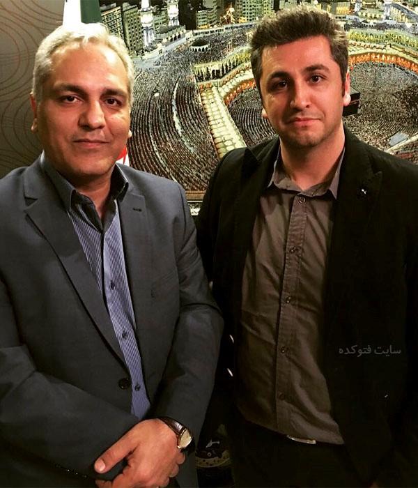 عکس های میثم معافی و مهران مدیری