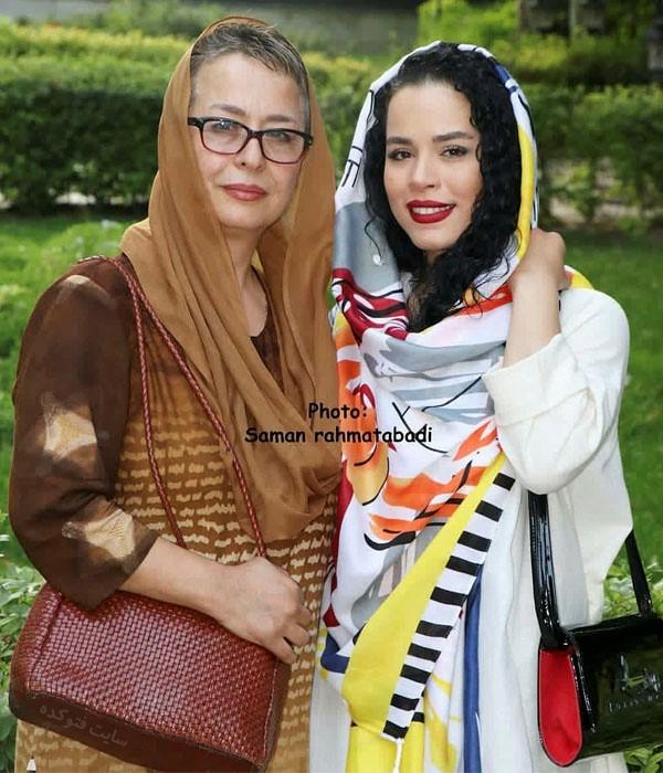 ملیکا شریفی نیا و مادرش آزیتا حاجیان + بیوگرافی کامل