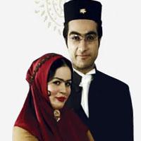 ملیکا شریفی نیا و همسرش امیررضا طلاچیان + بیوگرافی