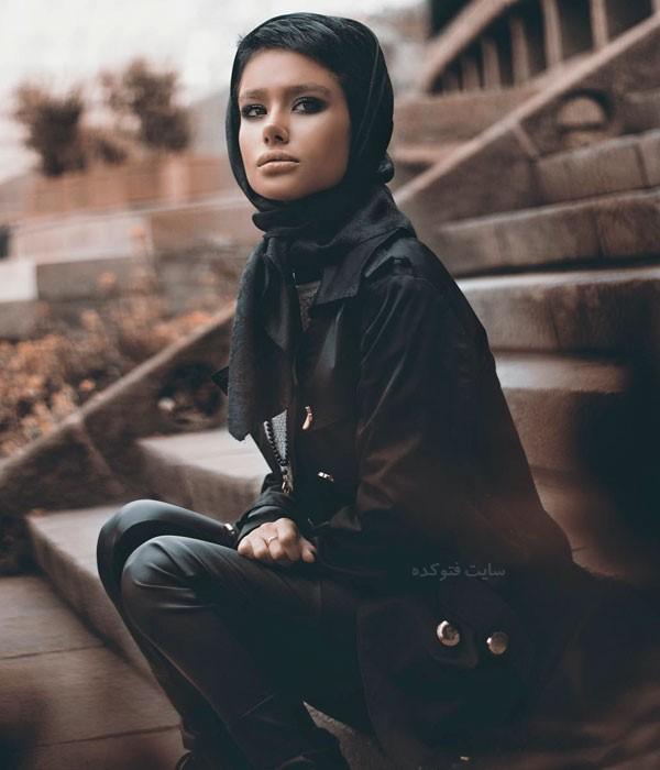 عکس های ملیکا تهامی چهره اینستاگرام